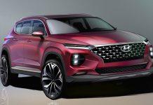 Der neue Santa Fe. Foto: Hyundai