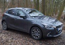 Der Mazda2. Foto: AG/Flehmer
