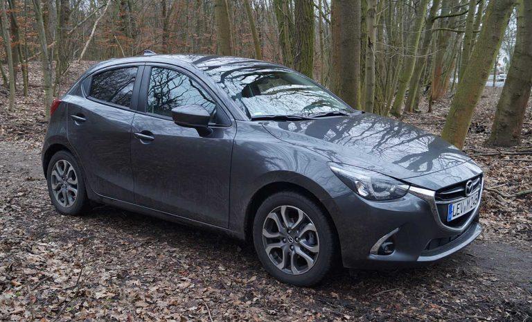 Mazda2: Der aus der Reihe tanzt