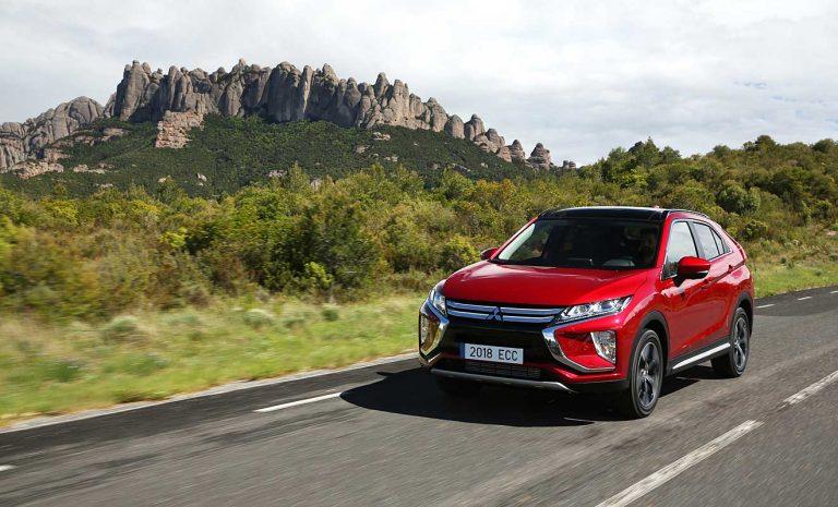 Mitsubishi Eclipse Cross: Auffallen zum kleinen Preis