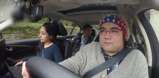 Nissan lenkt mit Gehirnströmen des Fahrers. Foto: Nissan