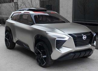 Die Nissan-Studie XMotion. Foto: Nissan