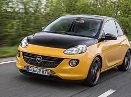 Der Opel Adam. Foto: Opel