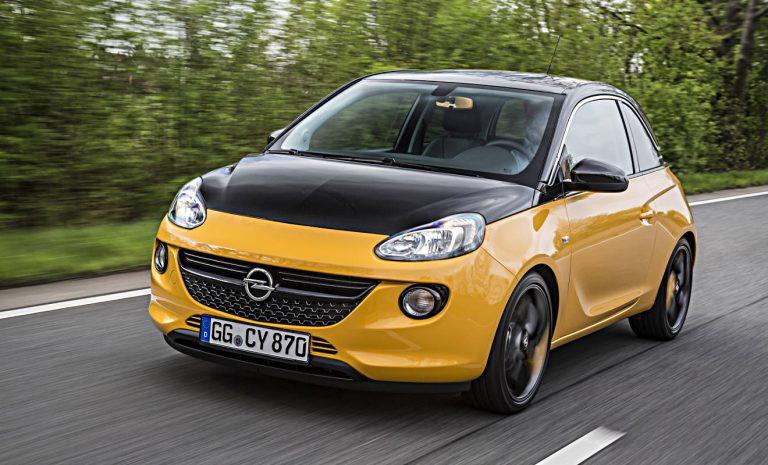 Opel Adam: Als Gebrauchter eine gute Wahl