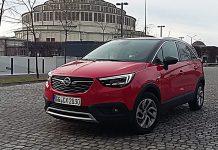 Opel Crossland X. Foto: Axel F. Busse