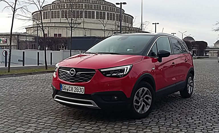 Opel Crossland X: Mit Erfolgs-Potenzial