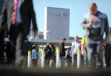 Das Opel-Werk in Rüsselsheim. Foto: dpa