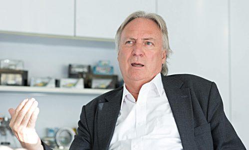 Peter Gutzmer. Foto: Schaeffller