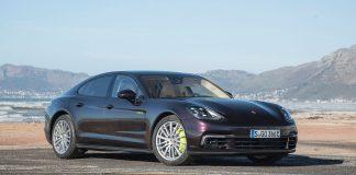 Der Porsche Panamera Hybrid. Foto: Porsche