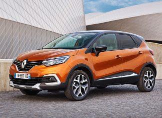 Der Renault Captur. Foto: Renault