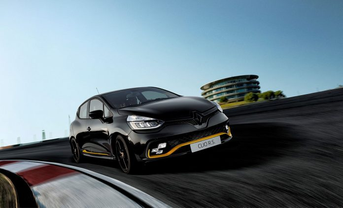 Der Clio R.S. 18. Foto: Renault