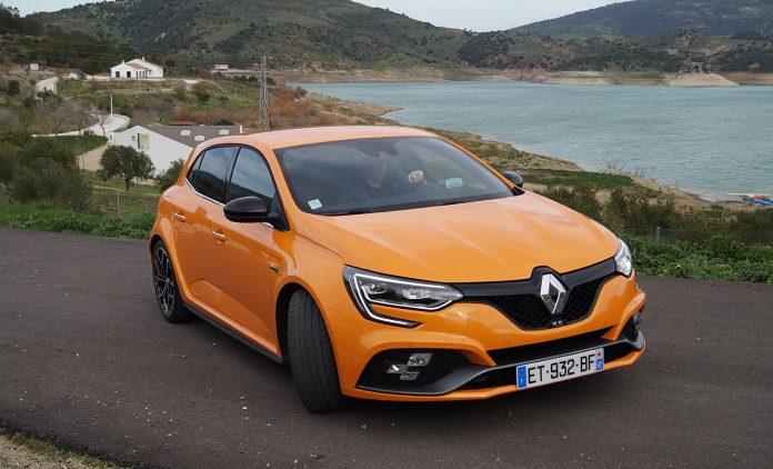 Der neue Renault Mégane R.S. Foto: AG/Flehmer