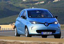 Der Renault Zoe. Foto: Renault