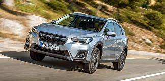 Subaru XV. Foto: Subaru