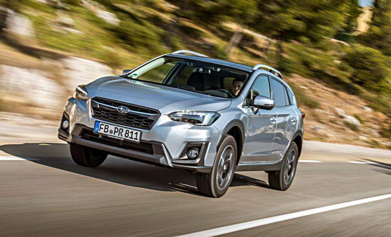 Subaru XV: Mit der Kraft der vier Räder
