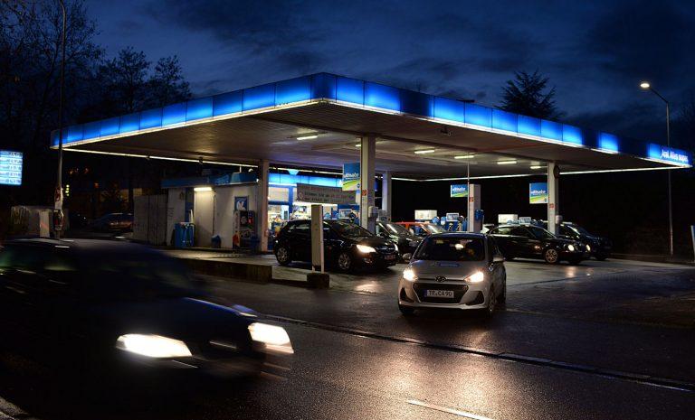 Kraftstoffpreise weiter auf Höhenflug