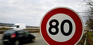 Tempo 80 auf Landstraßen. Foto: dpa