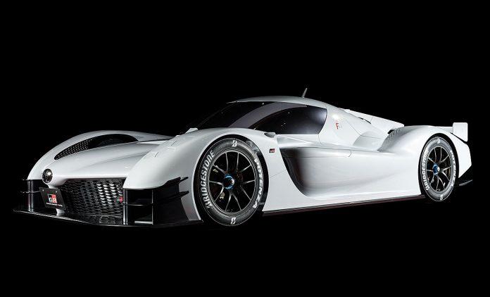 Der Toyota Gazoo Racing. Foto: Toyota