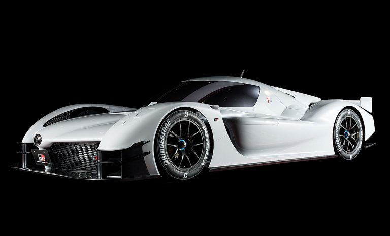 Toyota GR Super Sport: Rennwagen für die Straße