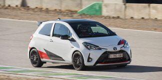 Der Toyota Yaris GRMN. Foto: Toyota