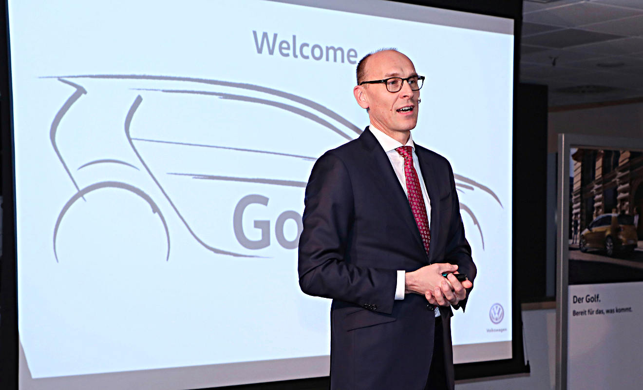 VW investiert in nächsten Golf