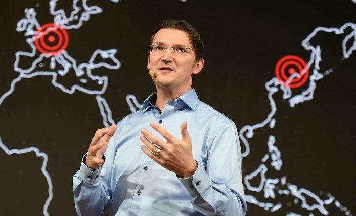 Johann Jungwirth, Digitalchef von VW. Foto: dpa
