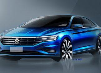 VW präsentiert den neuen Jetta. Foto: VW