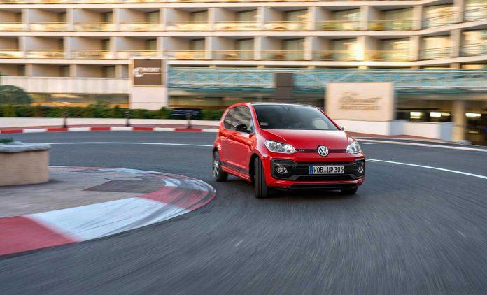 Der VW Up GTI. Foto: VW