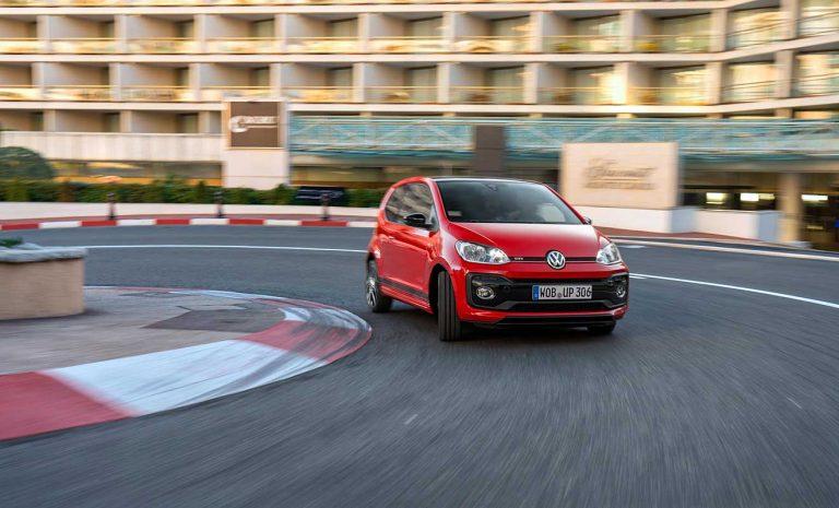 VW Up GTI: Der Kleine für das Image