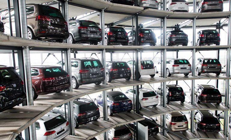 Volkswagen-Konzern knabbert an Elf-Millionen-Marke