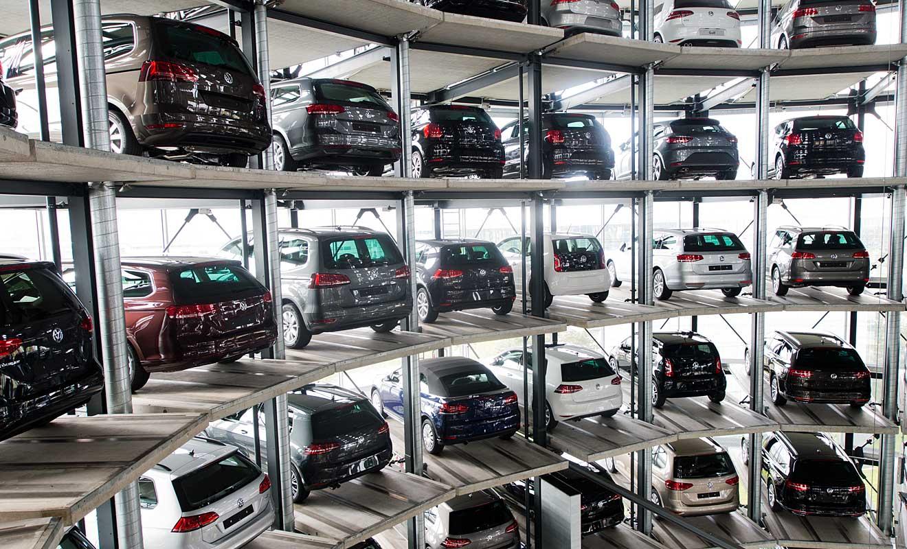 VW-Konzern mit Rekordabsatz 2017