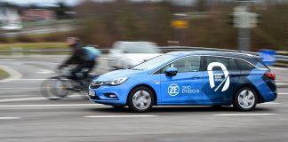 Das Dream Car von ZF soll Unfälle verhindern. Foto: ZF