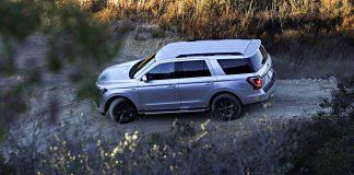 Groß, größer, Ford Exxpedition. Foto: Ford