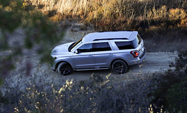 Ford Expedition: Platz ohne Ende
