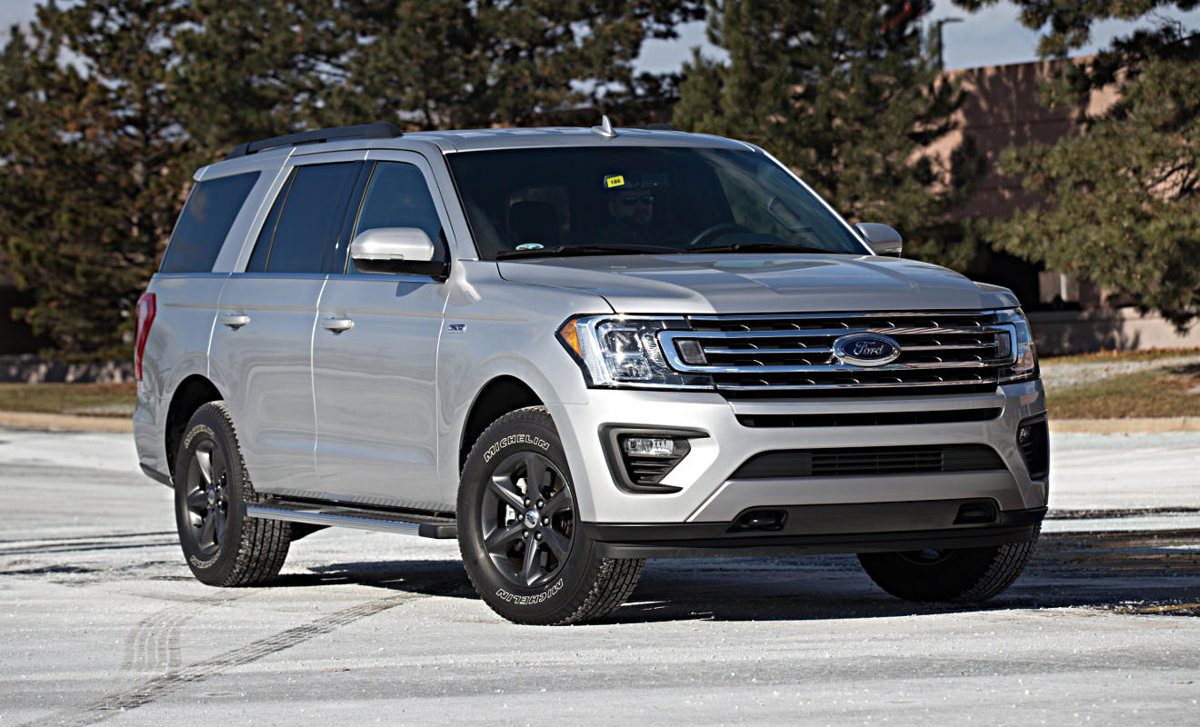 Der Ford Expedition. Foto: Ford