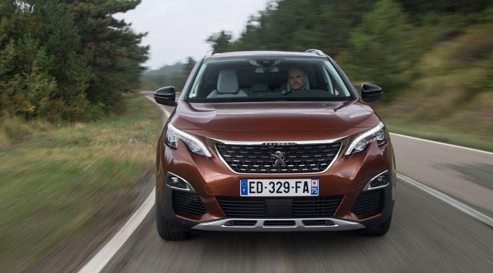 Der Peugeot 3008. Foto: Peugeot