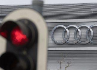 Audi-werk in Ingolstadt. Foto: dpa