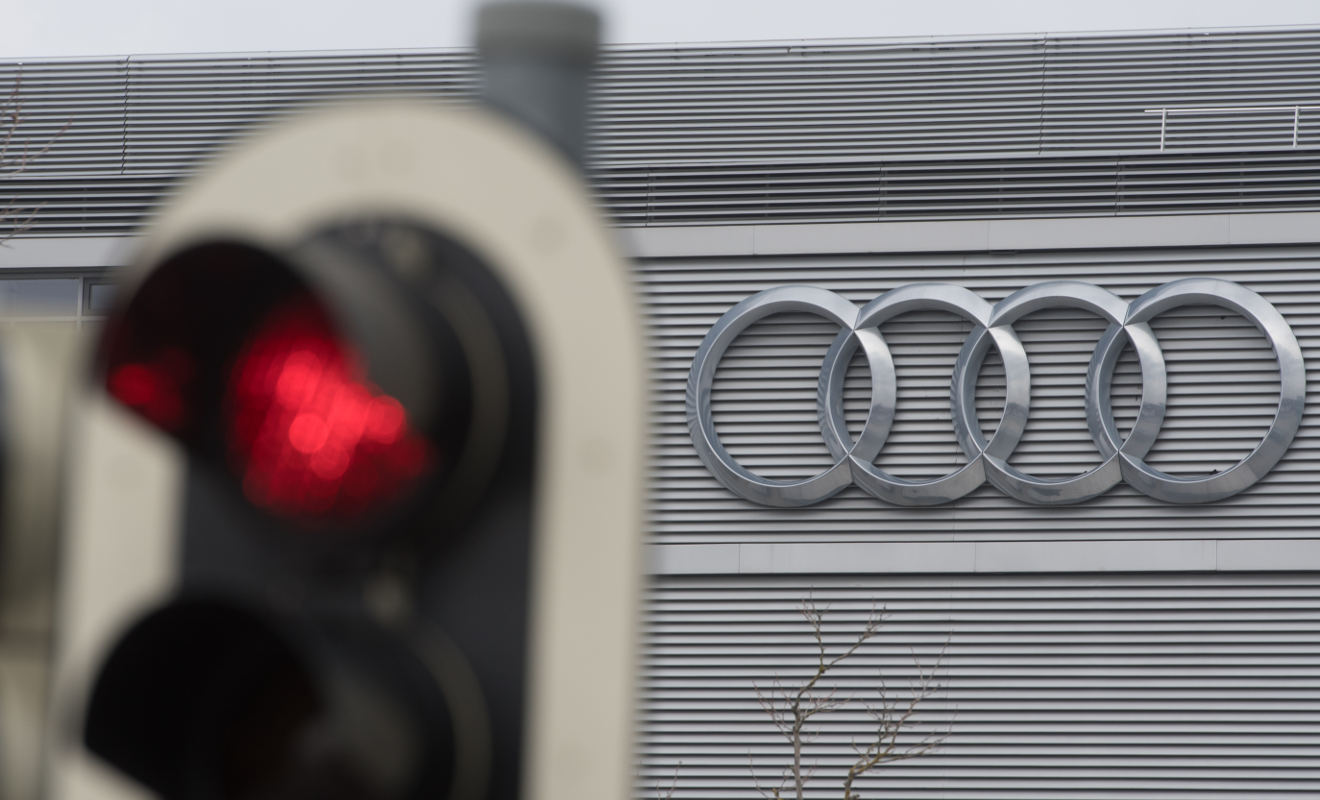 Staatsanwaltschaft durchsucht Audi-Zentrale