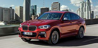 BMW X4. Foto: BMW