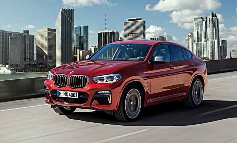 Neuer BMW X4 kommt im Sommer auf den Markt