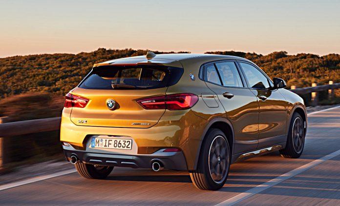 BMW X2. Foto: BMW