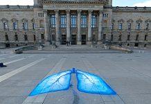 Das Bundesverwaltungsgericht in Leipzig. Foto: dpa
