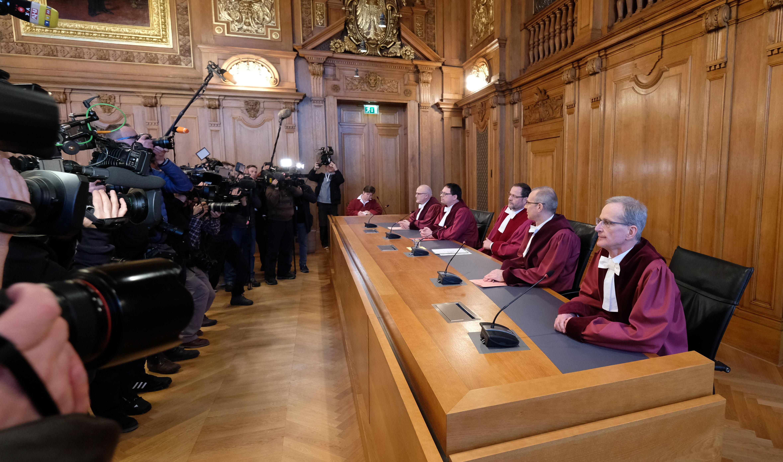 Urteil des Bundesverwaltungsgerichts. Foto: dpa