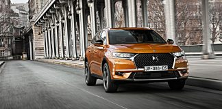 DS 7 Crossback. Foto: DS