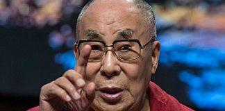Der Dalai Lama. Foto: dpa