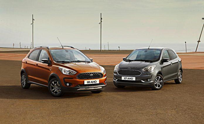 Ford Ka+. Foto: Ford