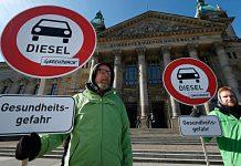 Greenpeace-Protest. Foto: dpa