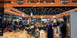 Harley-Davidson. Foto: dpa