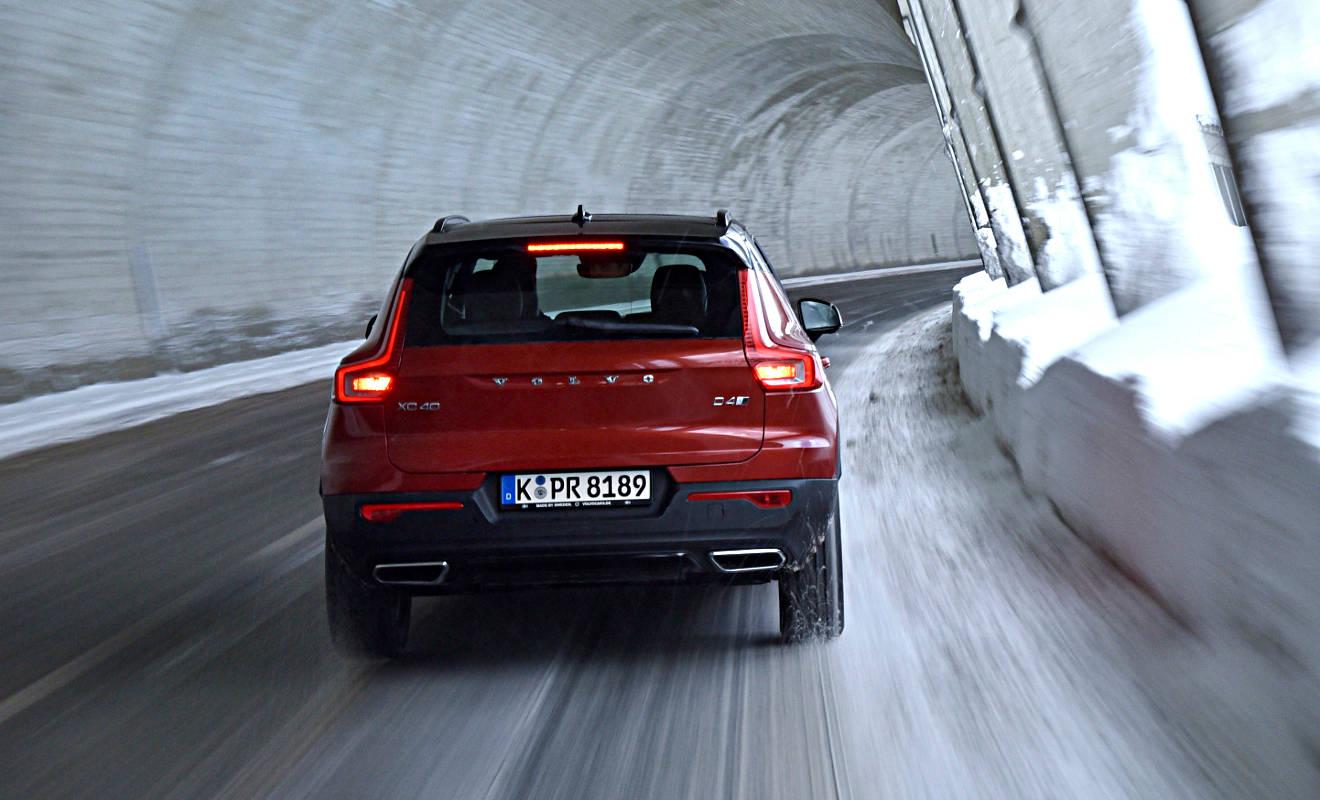 Volvo XC40. Foto: Volvo