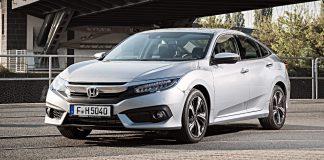 Honda Civic. Foto: Honda